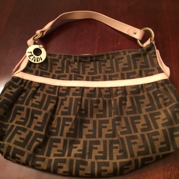 Fendi Bags   Nwot Zucca Chef Large Handbag Whologram   Poshmark 117a0090ae